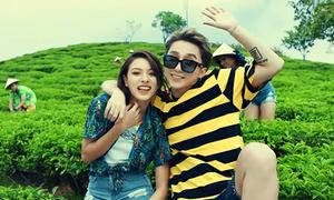 Đồi chè Sơn Tùng quay MV thành điểm check-in mới của giới trẻ
