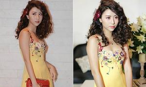 Sự khác biệt giữa ảnh 'tự chụp' và 'bị chụp' của Quỳnh Anh Shyn
