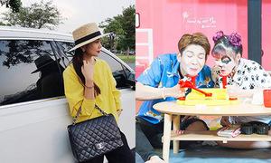 Sao Việt 28/4: Thanh Hằng được fan tặng căn hộ, Khởi My chơi đồ hàng với 'ông xã'