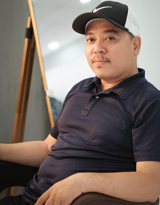Đạo diễn Lê Thanh Sơn