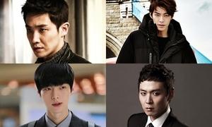 6 mỹ nam ma cà rồng điển trai nhất phim Hàn