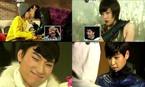 8 màn nhái phim Hàn 'cười ra nước mắt' của idol Kpop