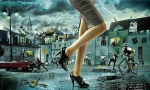 Trắc nghiệm năng lực tư duy sáng tạo qua loạt poster quảng cáo (3)