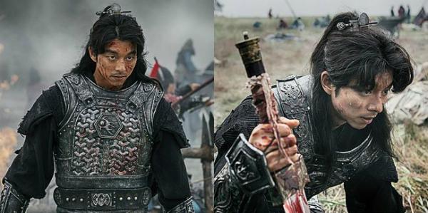 Tạo hình cổ trang của Gong Yoo trong Goblin.
