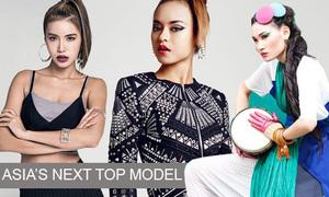 Điểm yếu chung của thí sinh Việt ở Next Top Model châu Á