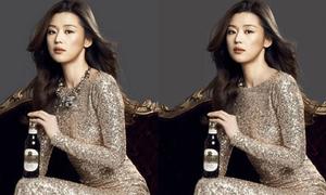 Quiz: Tinh mắt tìm điểm khác biệt của Jun Ji Hyun