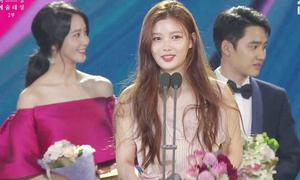 Yoon Ah, D.O, Park Bo Gum được khen hết lời về cách ứng xử dễ thương