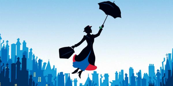 ... nhưng lại bị so sánh với cô bảo mẫu Mary Poppins.