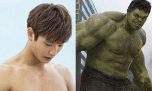 Sẽ thế nào khi idol/sao Hàn đọ sức thử vai phim 'Avengers'?