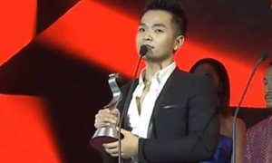 Phạm Hồng Phước giành giải 'Nam diễn viên chính xuất sắc' tại LHP ASEAN