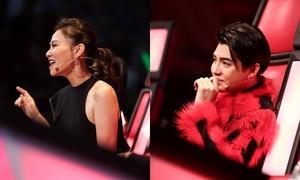 Thu Minh - Noo lại tranh cãi 'nảy lửa' về giọng ca phi giới tính