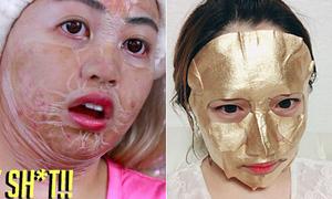 3 loại mặt nạ Hàn Quốc mới toe 'nhìn thì ngại' nhưng dùng thì thích
