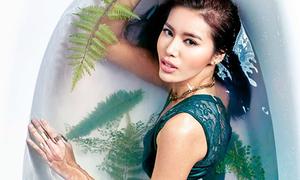 Chịu khó 'hy sinh sắc đẹp', Minh Tú vẫn gần bét bảng tại Next Top châu Á