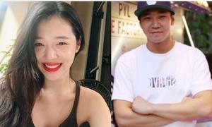 Mới chia tay Choiza, Sulli đã xác nhận yêu người mới 2 tháng