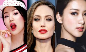 Những cô nàng có đôi môi gợi cảm nhất thế giới