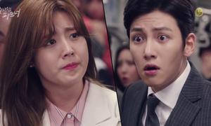 Ji Chang Wook gây sốt vì câu tỏ tình khiến bạn gái 'sốc tận óc'