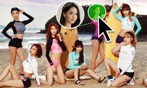 Quiz: 'Thánh soi' tìm idol đi lạc vào các nhóm nhạc Hàn chỉ trong 10 giây