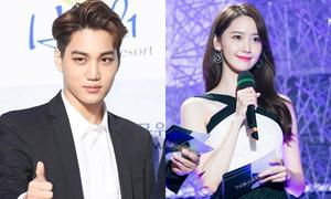 Loạt mỹ nam Kpop bối rối, xấu hổ khi gặp Yoon Ah