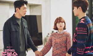 Những nàng 'nấm lùn' vẫn được trai đẹp theo đuổi ầm ầm trong phim Hàn