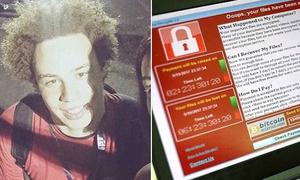 Chàng trai 22 tuổi cứu cả nghìn người khỏi phần mềm mã hóa tống tiền