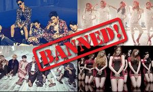 Điểm danh những ca khúc cực chất nhưng bị KBS cấm cửa 'lãng xẹt'
