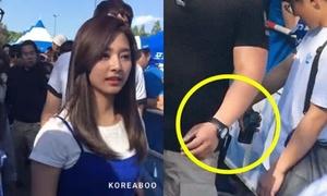 Fan tức giận vì Twice bị nam nhân viên chụp ảnh quấy rối