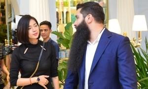 Đạo diễn phim 'Kong: Đảo đầu lâu' thân thiết với Ngô Thanh Vân
