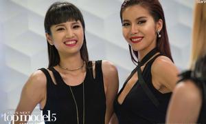 Minh Tú vuột cơ hội tỏa sáng ở Next Top châu Á vì quá tốt với bạn thân
