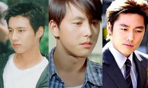 Những 'ông chú' màn ảnh Hàn có nhan sắc thời trẻ 'đẹp hết phần thiên hạ'