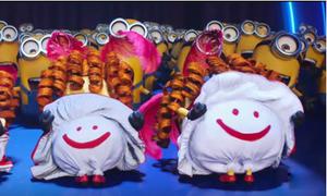 'Kẻ trộm mặt trăng 3' gây sốt với màn ca múa nhạc 'để đời' của Minions