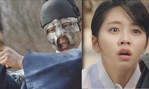 Mặt nạ quân chủ: Nữ chính Ga Eun chứng kiến Thế tử hành hình cha