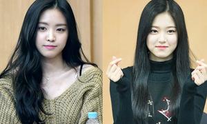 Loạt idol nữ giống nhau như 'chị em thất lạc'
