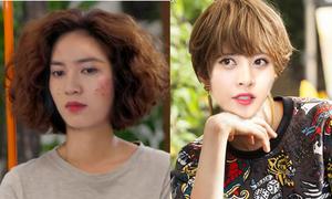 Dàn diễn viên chính 'She Was Pretty' bản Việt trong tạo hình bản gốc