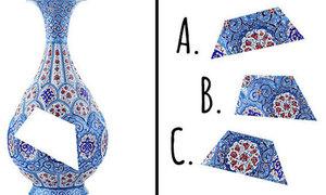 Đố bạn lựa đúng mảnh ghép cho từng đồ vật?