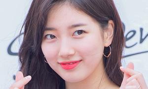 Suzy có làn da trắng hồng 'cực phẩm' không ống kính nào có thể dìm