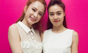 Lan Ngọc bị 'khủng bố' Facebook vì tin đồn tranh vai với Phương Trinh