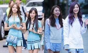12 nhóm Kpop có sự chênh lệch chiều cao bất ngờ giữa các thành viên