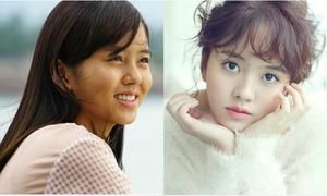Hình ảnh đen đúa, quê mùa của các 'ngọc nữ' màn ảnh Hàn
