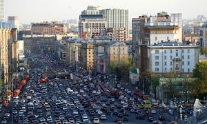 Quang cảnh tắc đường 'khủng hoảng' khắp thế giới