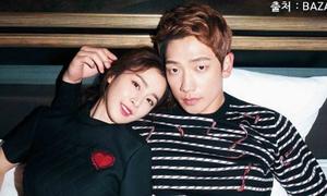 Kim Tae Hee có em bé, Rain đúng chuẩn 'ông chồng của năm'