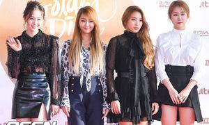 Lời nguyền 7 năm khiến nhóm Sistar tan rã