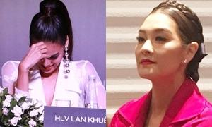 'Chị Đại' The Face Thái Lan phản ứng khi phải đợi HLV Việt 2 tiếng