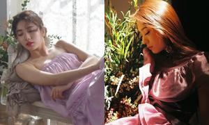 Sao Hàn 23/5: Suzy đẹp không cần photoshop, Krystal khoe thần thái kiêu sa