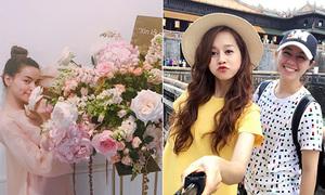Sao Việt 23/5: Hà Hồ úp mở có 'người mới', An Nguy làm tóc như búp bê