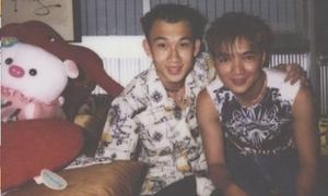 Loạt ảnh thân thiết thời trẻ măng giữa Mr Đàm - Dương Triệu Vũ lần đầu tiết lộ