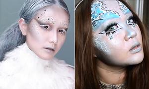 Loạt clip chứng tỏ tài makeup của giới trẻ Việt 'đỉnh' không kém nước ngoài