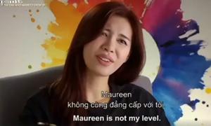 Minh Tú chê đối thủ ở Next Top châu Á 'không cùng đẳng cấp'