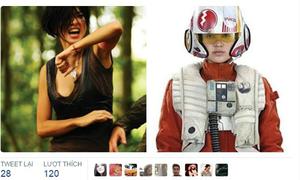 Ngô Thanh Vân vào vai nữ phi công trong bom tấn 'Star Wars'