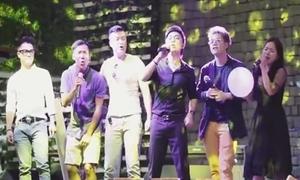 Những lần nhóm nhạc Vpop bất ngờ tái ngộ