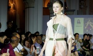 MDIS gây ấn tượng với buổi trình diễn thời trang tốt nghiệp